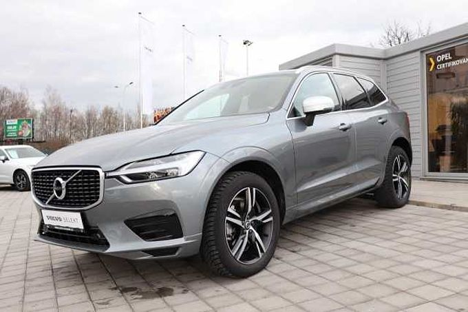 Volvo XC60 II D4 AWD R-Design AT8