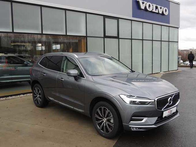Volvo XC60 II B4 AWD Inscription